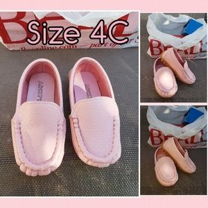 Other - Toddler/Baby Loafers size 4C. Light/Baby Pink!